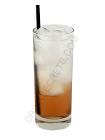 Amaretto Rose cocktail image