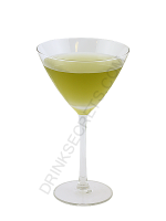 Apple Martini cocktail image