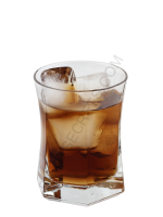 Black Russian cocktail image