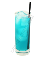 Blue Motherfucker cocktail image
