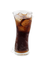 Captain and Coke cocktail image