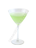 Emerald Breeze cocktail image