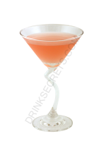 French Martini cocktail image