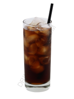 Jack and Coke cocktail image