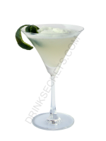 Aguardiente Sour cocktail image