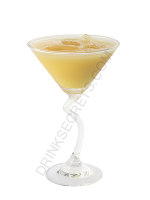 Algarrobina cocktail image