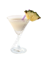 Almond Joy cocktail image