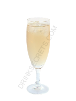 Amarettine cocktail image