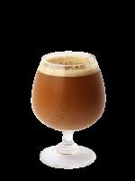 Amaretto Alexander cocktail image