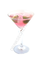 Austrian Martini cocktail image