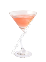 Aviation cocktail image