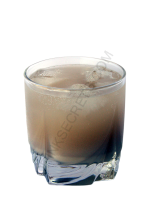 Baileys Fizz cocktail image