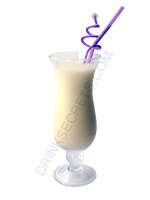 Banana Batida cocktail image