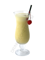 Banana Bender cocktail image