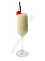 Banana Daiquiri cocktail image