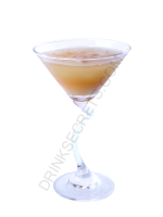 Banana Italiano cocktail image
