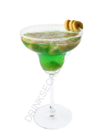 Banana Margarita cocktail image