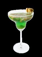 Banana Margarita cocktail image