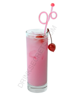 Batida Kirsch cocktail image