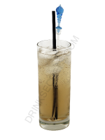 Bee cocktail image