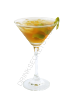 Bentley cocktail image