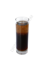 Black Velvet cocktail image