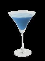 Blue Angel cocktail image
