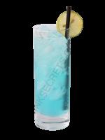 Blue Fix cocktail image