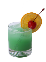 Blue Star cocktail image
