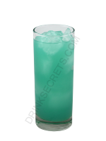 Blue Whale cocktail image
