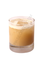 Bourbon Fog cocktail image