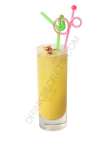 Brandied Eggnog cocktail image