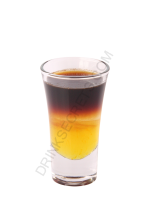 Break Shooter cocktail image