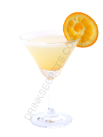 Bronx Silver cocktail image