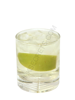 Caipirinha (Ecuadorian Version) cocktail image