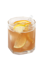 Canadian Old Fashioned cocktail image