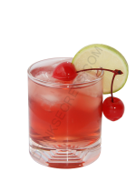 Canadian Syrup cocktail image