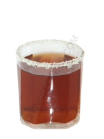 Canelazo cocktail image