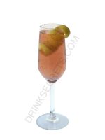 Champagne Cocktail cocktail image