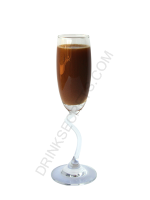 Coffee Grand Marnier cocktail image