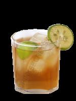 Cointreau Caipirinha cocktail image