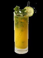 Crazy Mint cocktail image