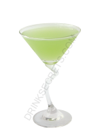 Crocodile cocktail image