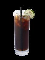 Cuba Libre cocktail image