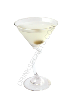 Danish Martini cocktail image