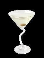 Danish Martini cocktail image