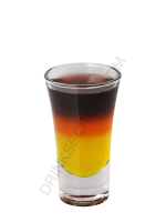 Devils Handbrake cocktail image