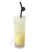 Dominican Goddess cocktail image