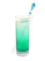 Electric Popsicle cocktail image
