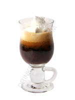 English Coffee cocktail image